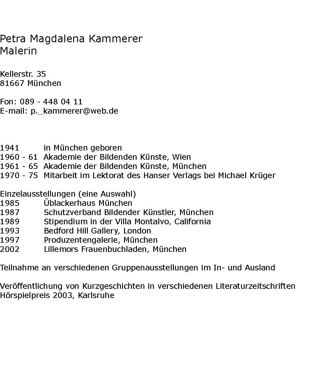 Kammerer_Text