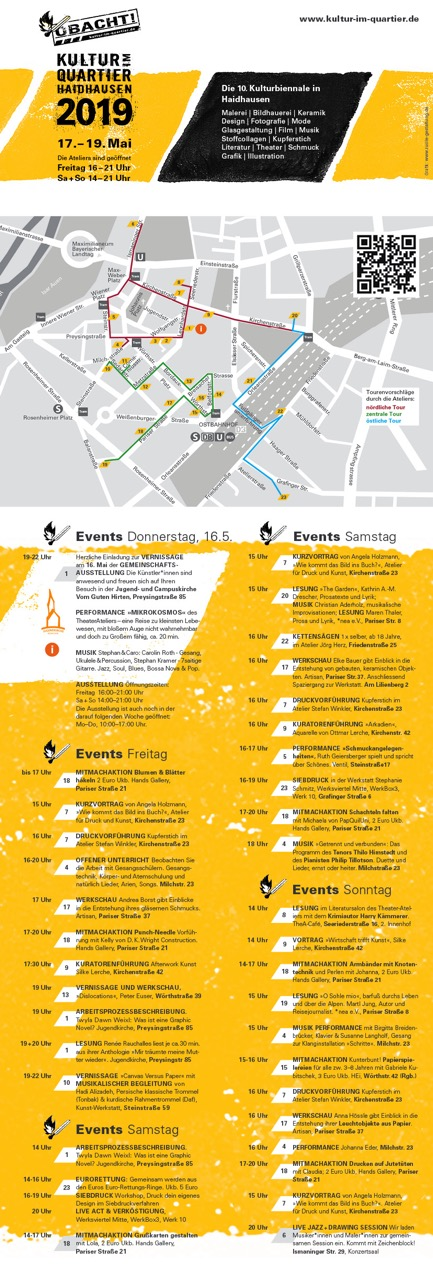 Events - OBACHT! 2019